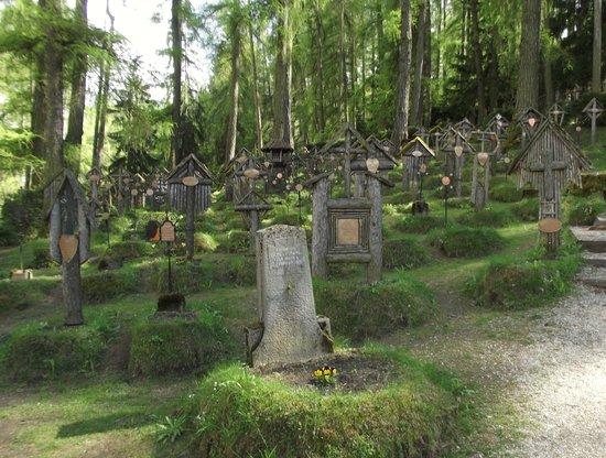 Cimitero Austro-Ungarico di Brunico: croci