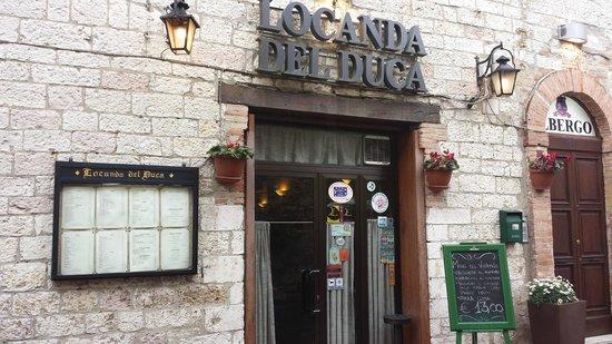 Hotel Ristoranti Locanda del Duca : Esterno