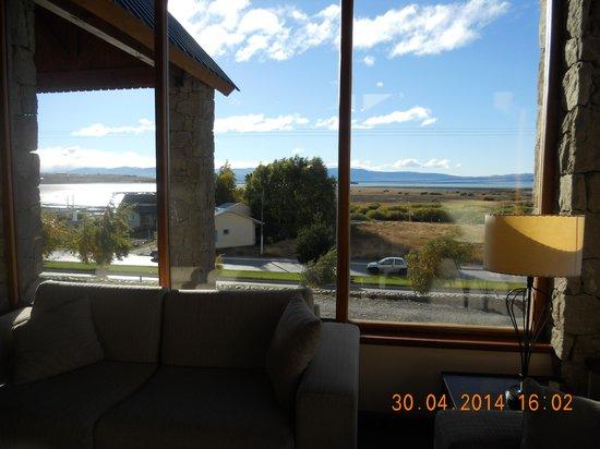 Hotel Mirador del Lago: Vista