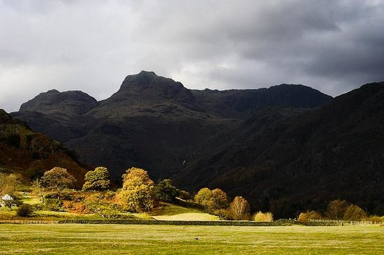 Greenhowe Luxury Lodges & Caravans: Langdale Pikes