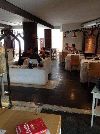 El Alquimista: Restaurant