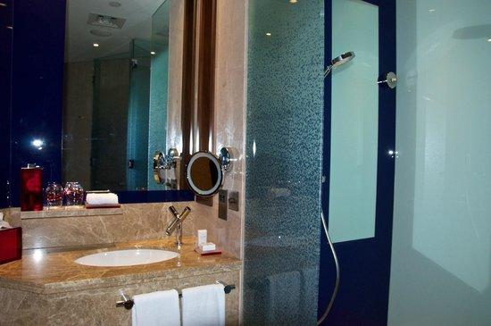 Jumeirah Creekside Hotel: Bathroom