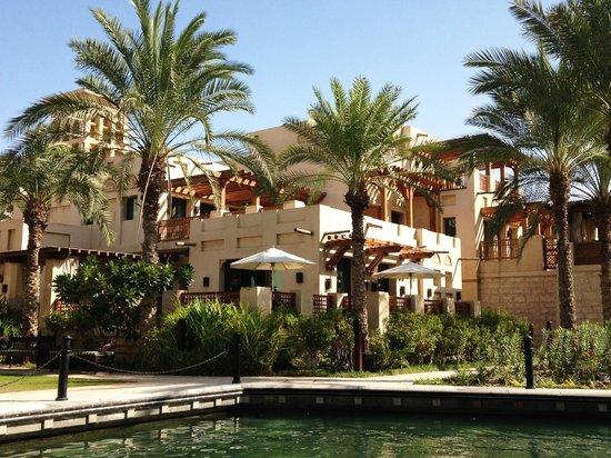 Jumeirah Creekside Hotel: Grounds of Madinat Jumeirah - Sister Hotel