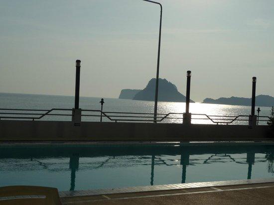 Hadthong Hotel: petit déjeuner