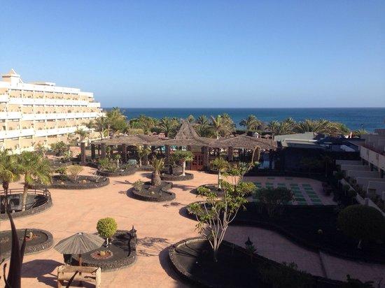 Beatriz Playa & Spa: View from 2nd floor room