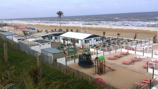 NH Zandvoort: Strand NH Hotel