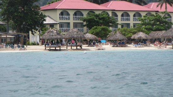Sandals Montego Bay: Palms Building