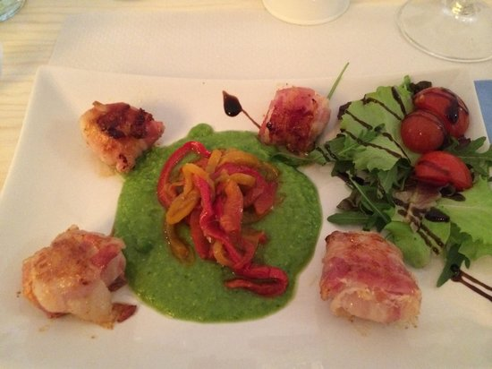 Retroscena: Scallops