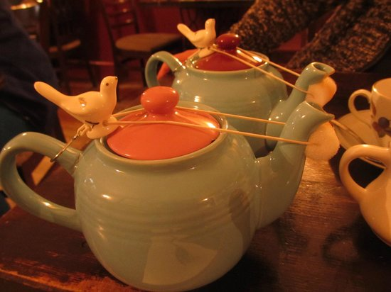 Alice's Tea Cup: Tea for two!