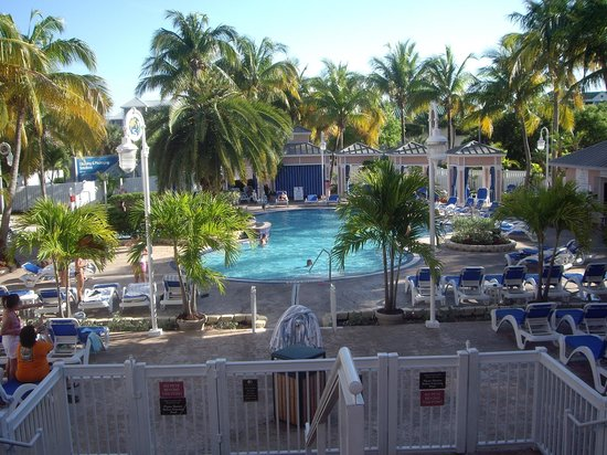 DoubleTree by Hilton Hotel Grand Key Resort - Key West: Pool