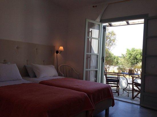 Parosland Hotel : Our room