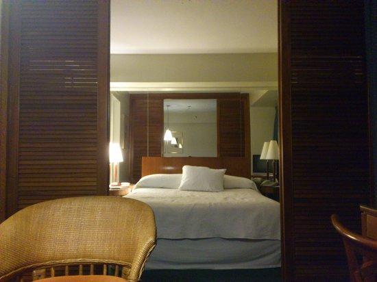 Altamira Suites: la cama