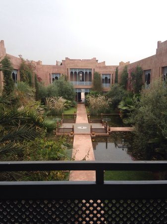 Sahara Palace Marrakech: Grounds