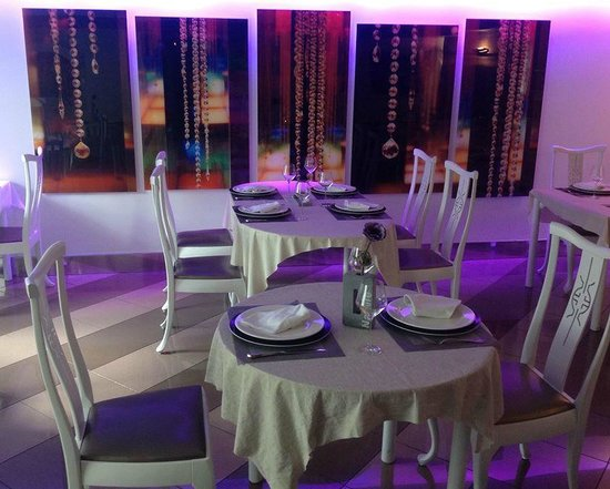 Cafeteria Euromar: comedor