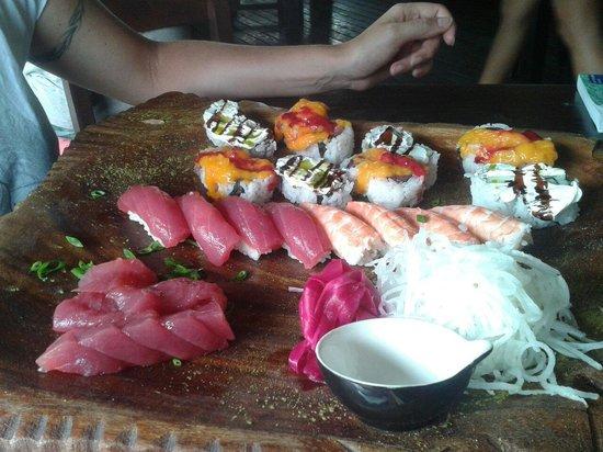 Pk0 : Sushi