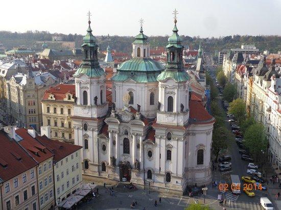 V!VA Praha: Old city