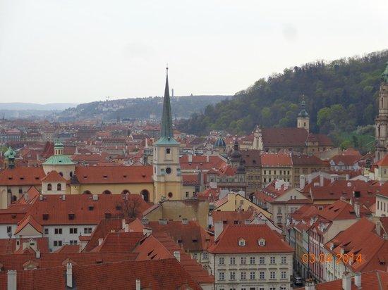 V!VA Praha: lindos os telhados...