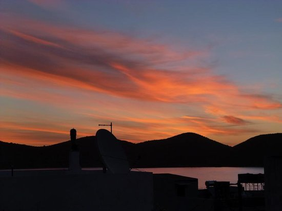 Markakis Apartments : Elounda sunrise