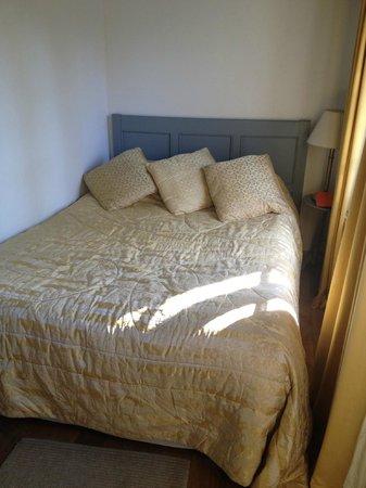 Chateau Hotel de Noyelles, Baie de Somme : la chambre…