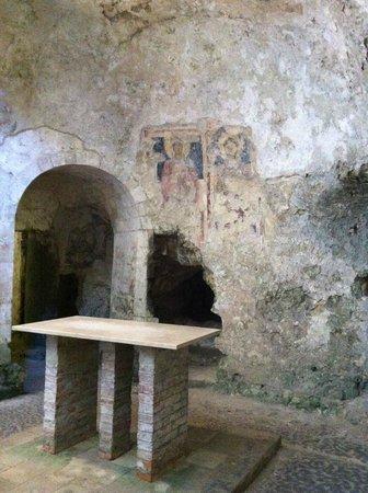 Katakomben des hl. Johannes (Katakomben von Syrakus): Ingresso alle Catacombe di S.Giovanni a Siracusa