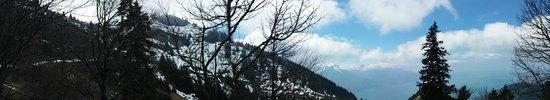 Bois de Reves : Col Jaman - Randonnée à 2h de la maison d'Isabelle