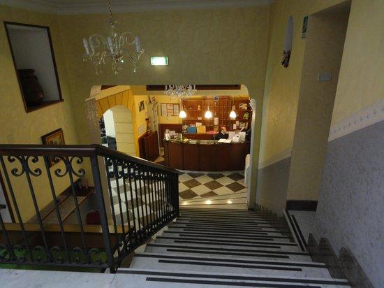 Hotel Columbia Palermo : acceso a la habitación
