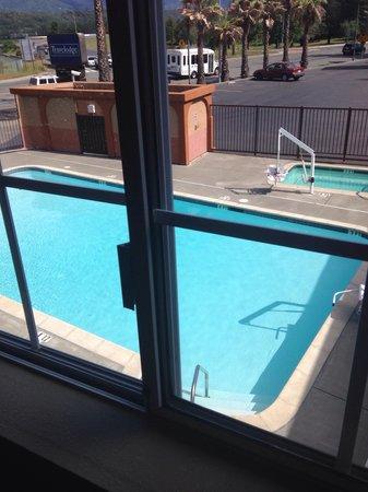 Travelodge Ukiah: Pool