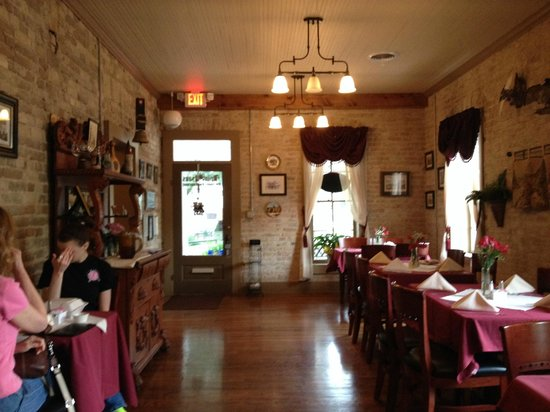 Alpine Haus Restaurant One Of The Three Dining Rooms At In New Braunfels