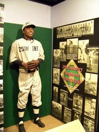 Fort Huachuca Museum: Black Baseball