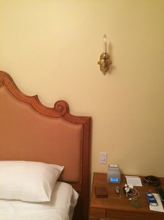 Impala Hotel: letto