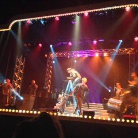 Savannah Live  in Savannah Georgia: Great night at Savannah Live!