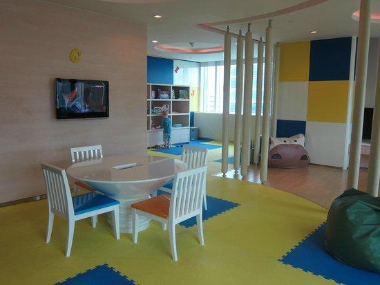 Eastin Grand Hotel Sathorn: Playroom