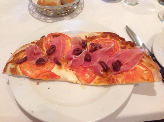 Cafe Matisse : Pizza