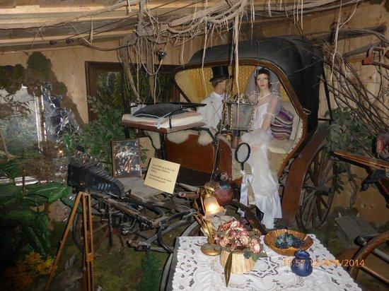 Hinterstein, Niemcy: Inside Kutschen Museum-Oberallgäu