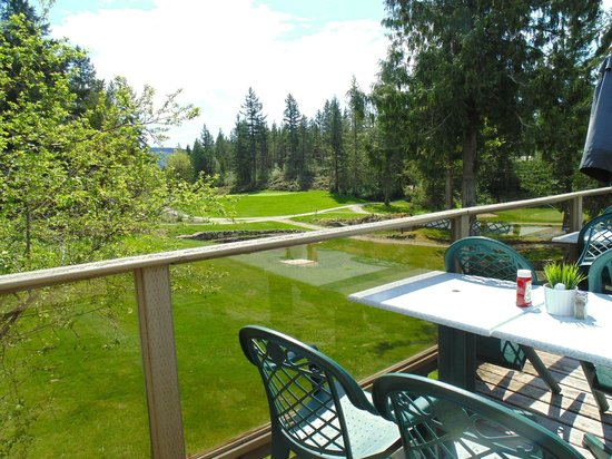 Back Nine Bistro: Another View from the Wrap-around Deck