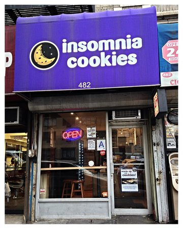 Insomnia Cookies, 3rd Avenue Location