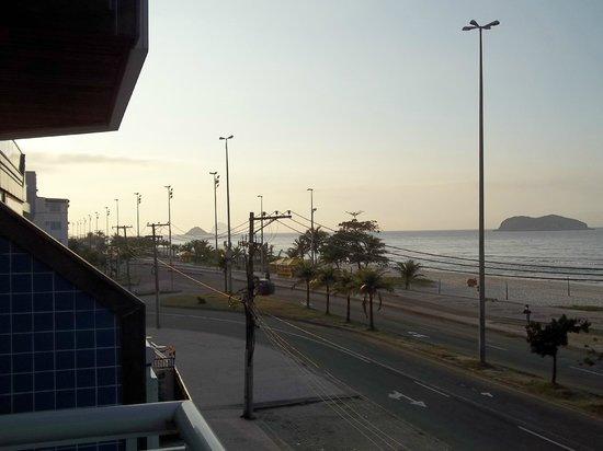 Sol da Barra Apart Hotel: orla