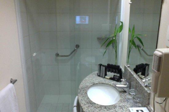 Melia Paulista: banheiro