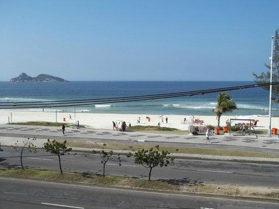 Sol da Barra Apart Hotel: praia da barra da tijuca/pepê