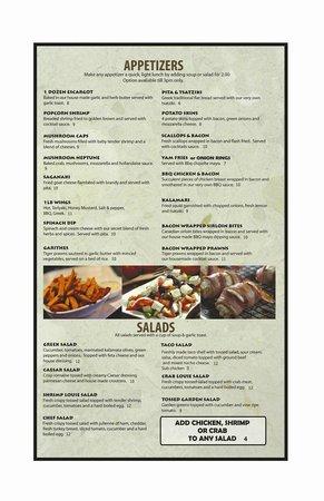 Silvano's Restaurant : 3
