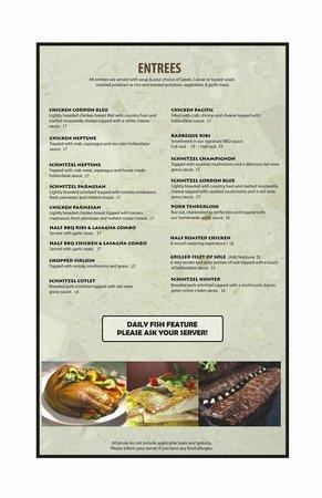 Silvano's Restaurant: 5