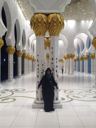 Mosquée Cheikh Zayed : Beautiful!!