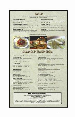 Silvano's Restaurant: 2