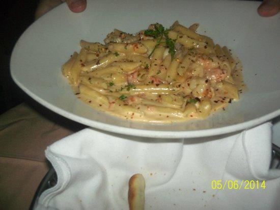 Ragazzi Restaurante & Pizzeria: Penne Lobster