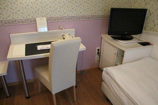 Hotel Seehof: Room