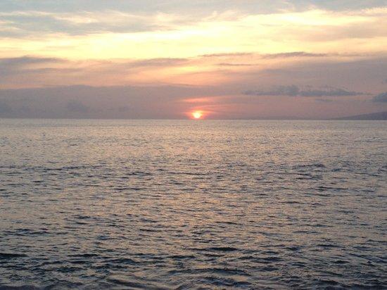 Sunset at The Westin Kaanapali Ocean Resort Villas