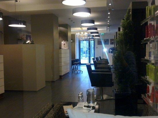 Park Inn by Radisson Meriton Conference & Spa Hotel Tallinn: Салон