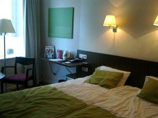 Park Inn by Radisson Meriton Conference & Spa Hotel Tallinn: В номере