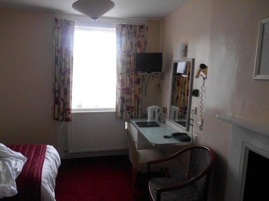 Thanet Hotel: La chambre