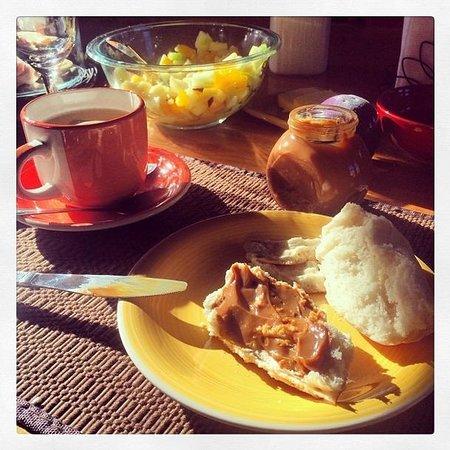 Casa Solcor Boutique Bed & Breakfast : Desayuno
